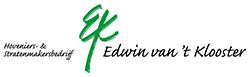 Hoveniers- en Stratenmakersbedrijf Edwin van 't Klooster